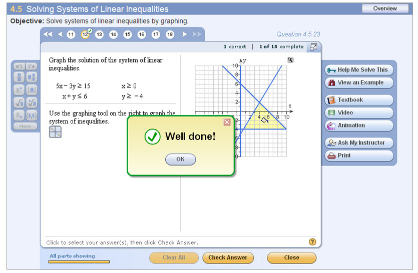 Features Benefits MyMathLab For School